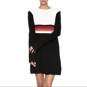 Free People colorblock dress